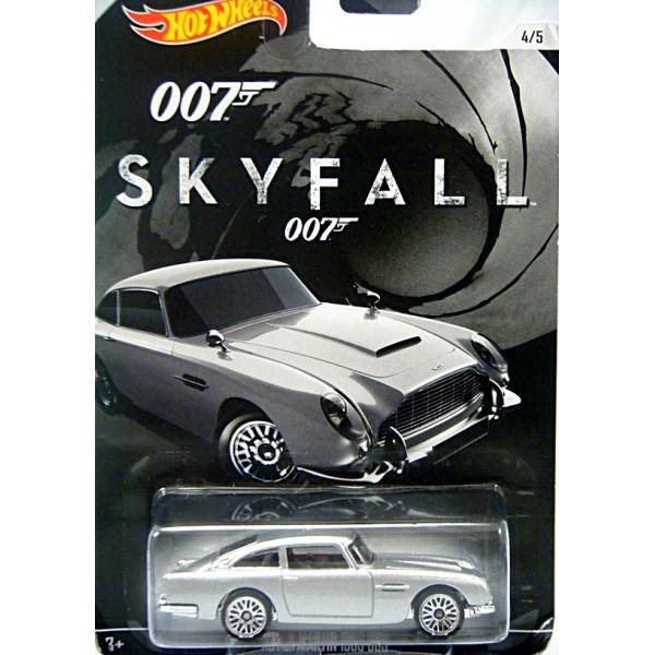 Hot Wheels 1963 Aston Martin